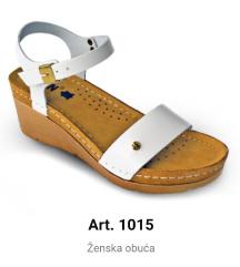 Leon anatomske zenske sandale 36(37)