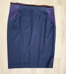 Suknja, klasicna, Benetton, size it 40