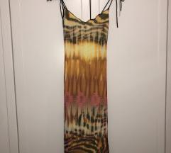 Uzana sarena haljina