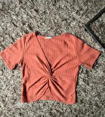 ZARA camel nova moderna majica + gratis dostava