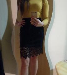 Suknja  Crna Novo SNIZENO!!!
