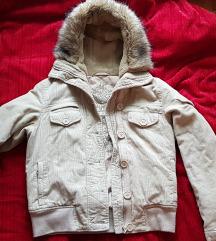 Somot jakna sa krznom