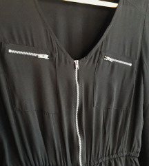 Novi crni H&M kombinezon
