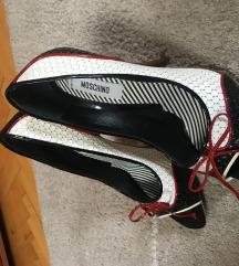 Moschino cipele sa otvorenim prstima
