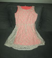 Narandžasta haljina
