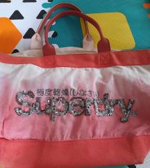 Superdry torba za plazu
