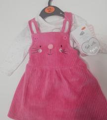 Komplet haljinica za devojcice