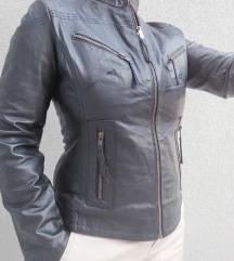 Kozna ženska jakna Novo