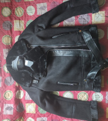 Crna jakna bundica L, XL