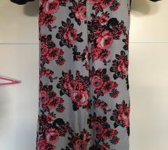 NOVO! Ženske cvetne pantalone