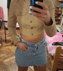 Preslatka kraca jaknica H&M