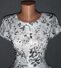 H&M haljina sa floral printom