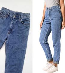 Joop mom jeans-duboki struk