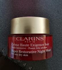 Clarins super restorative nihht wear