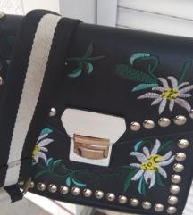 Cvetna torbica sa vezom