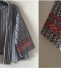 %4.700-Zara W and B Collection jakna, original