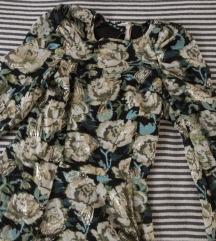 dostupna! HM floralna haljina s puf rukavima