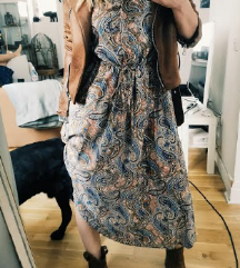 Rezz Paisley printed CLP haljina, vel. S