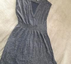 Teget svetlucava haljina