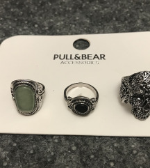 Novo prstenje pull&bear sa etiketom