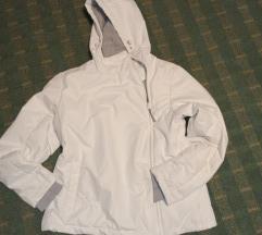 Janina bela jakna vel L novo