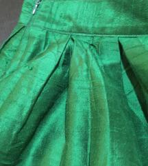 Suknja/santung svila/A kroj