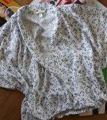 SNIŽENO**H&M Bluzica na preklop kao nova 42**