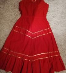 Romantična haljina made in Italy