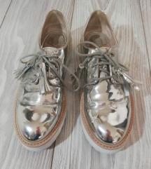Srebrne cipele 39 SNIZENO