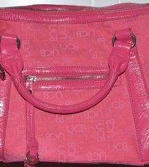 Benetton pink torba