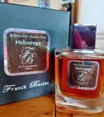 Franck Boclet - Heliotrope