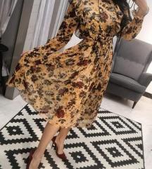 Nova prolećna haljina M