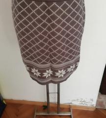 Snizeno  - Zimska suknja