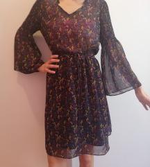 Haljina sa floral printom