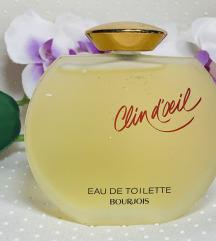 Very RARE VINTAGE Clin d'oeil by BOURJOIS