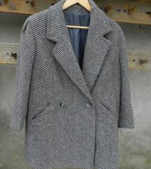 Vintage oversize kaput L/XL