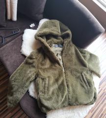 Zara jakna teddy krzno - NOVO I PREMEKANO :)