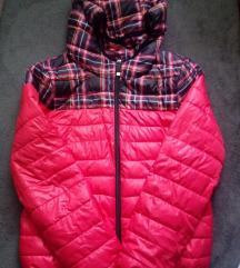 Fb crvena jakna L