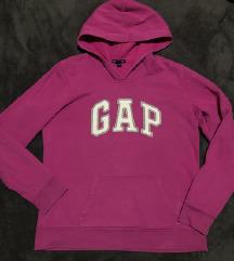 Gap original zenski duks pink M velicina