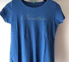Benetton plava majica