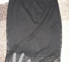Mrezasta suknja br.34