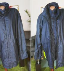BPC tamno siva gumirana jakna,vel.54