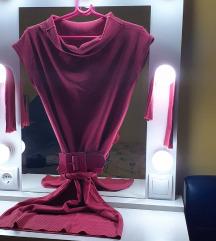 Trikotažna 💗 PINK  💗 haljina RASPRODAJA