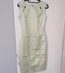 Zelena svecana haljina