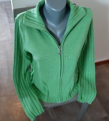 Mint džemperić - jaknica, M