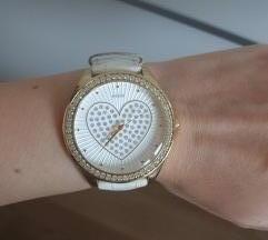 GUESS original sat zlatni sa cirkonima.Prelep!