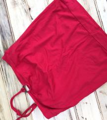 Top crvena majca Moda International