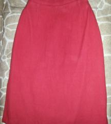 Nova crvena suknja