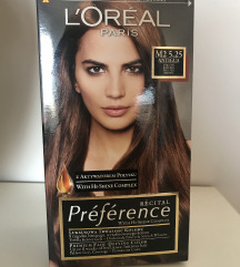 L'Oreal Preference farba za kosu