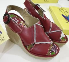 Fly london KOZNE sandale NOVE(sa etiketom)ORIGINAL